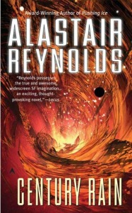 Century Rain - Alastair Reynolds - cover