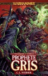 Prophète Gris Roman Cover