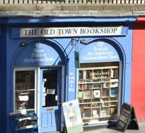 old bookshop