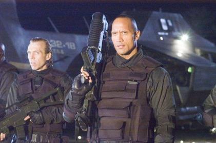 Doom movie Dwayne Johnson